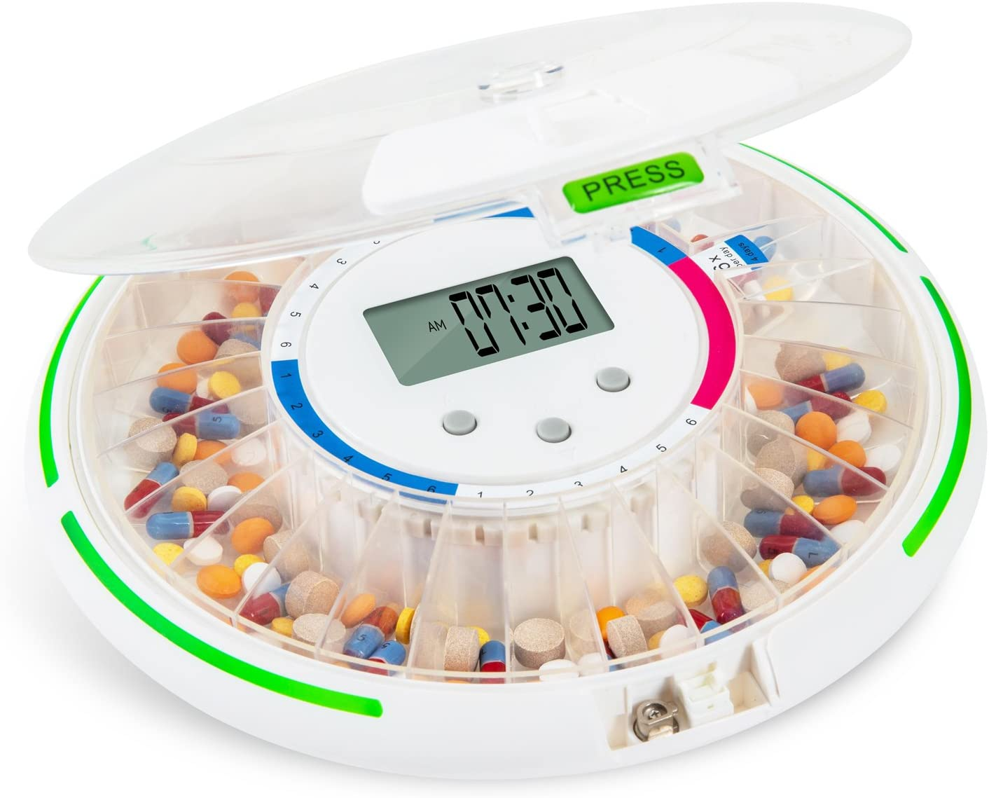 How Do Electronic Pill Dispensers Work?